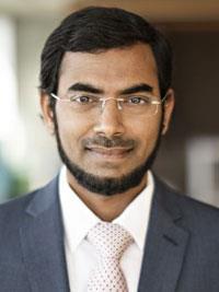 Shamsuddin Shaik, MD headshot