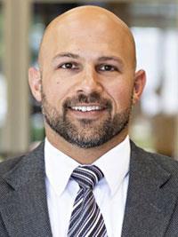 Ryan T.  Nadeau, DC headshot