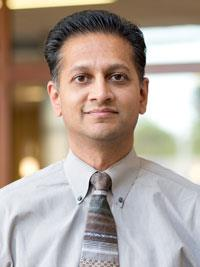 Niketu M. Patel, MD headshot