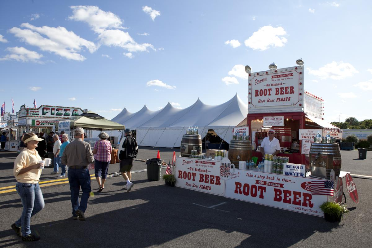 Traditional favorites at the annual Muhlenberg Summer Festival