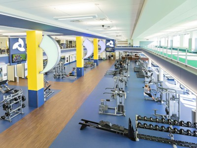 LVHN Fitness-One City Center