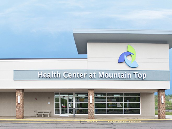 LVPG Obstetrics and Gynecology-Mountain Top