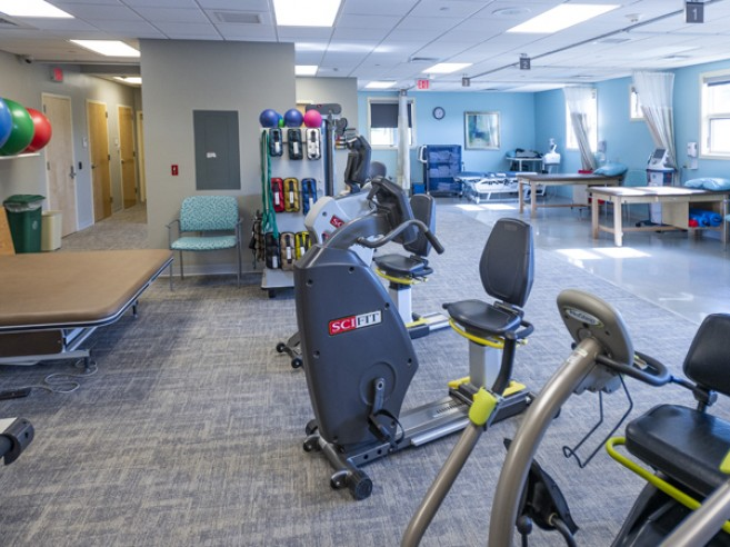 Rehabilitation services, Health Center at Bath