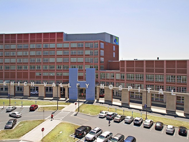 Lehigh Valley Hospital-Muhlenberg Entrance
