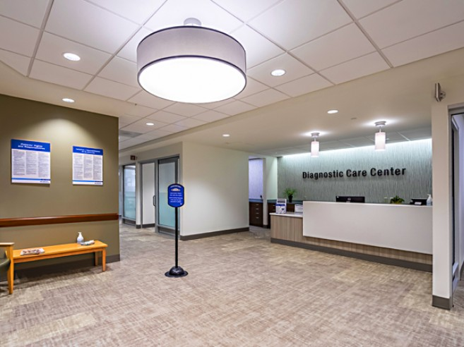 Diagnostic Care Center Cedar Crest
