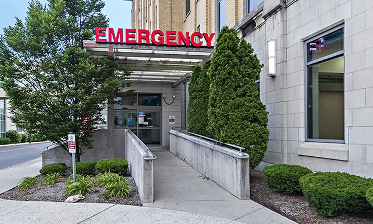 Emergency Room at Lehigh Valley Hospital-17th Street