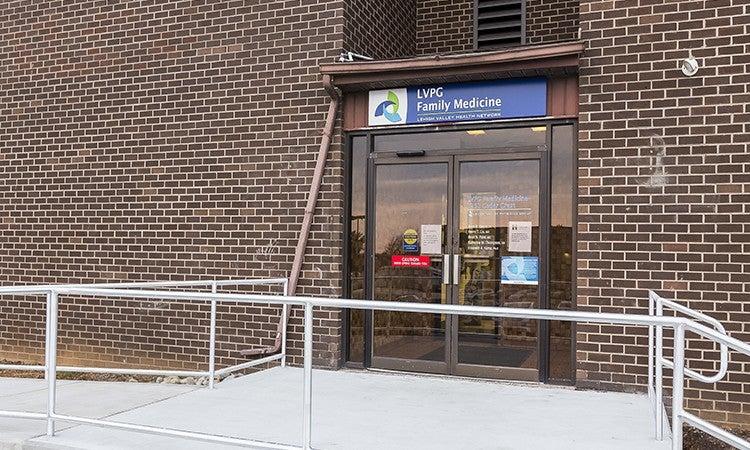 Lehigh hospital allentown pa-3100