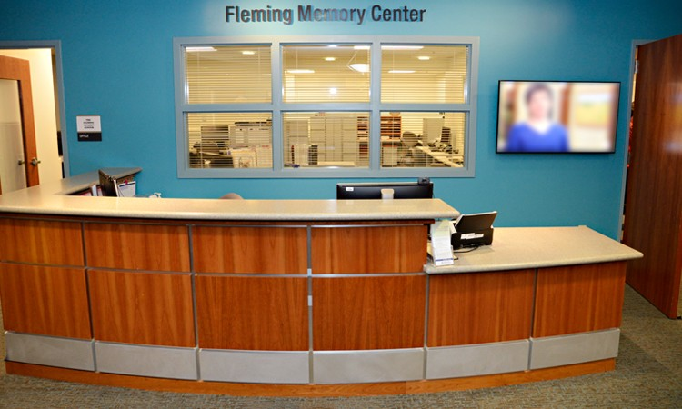 Fleming Memory Center, located on the first floor at Lehigh Valley Hospital–17th Street