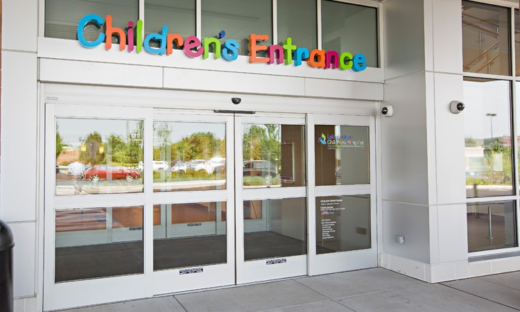Children's Entrance at Health Center at Palmer Township