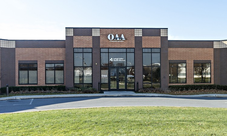 OAA Orthopaedic Specialists | Lehigh Valley Health Network