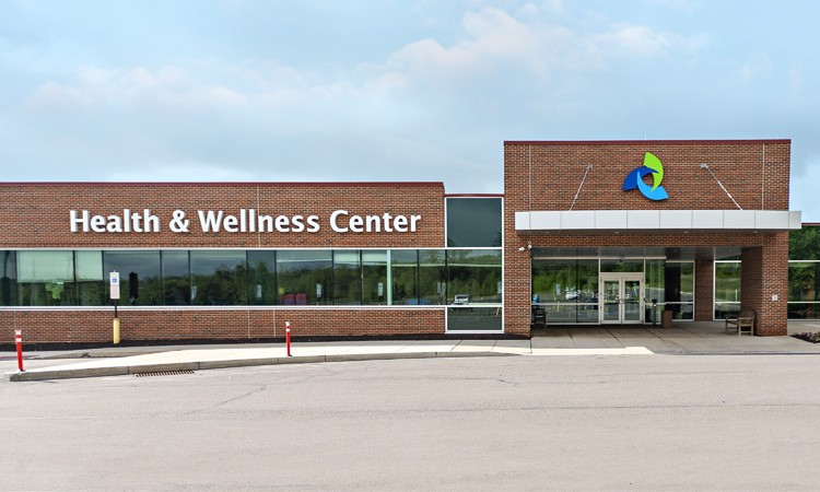 Health & Wellness Center at Hazleton