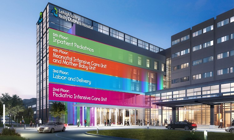 Lehigh Valley Reilly Children's Hospital