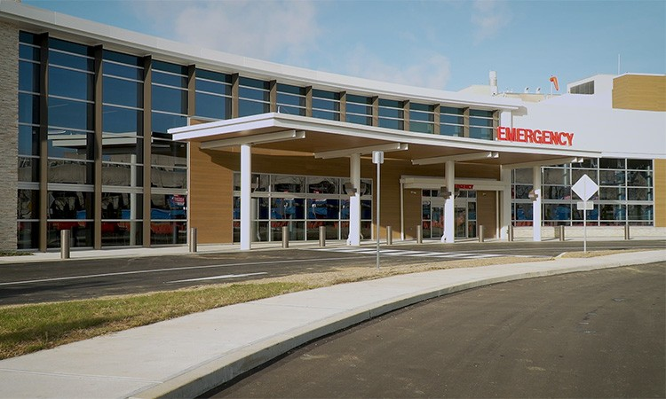Emergency Room at Lehigh Valley Hospital-Cedar Crest