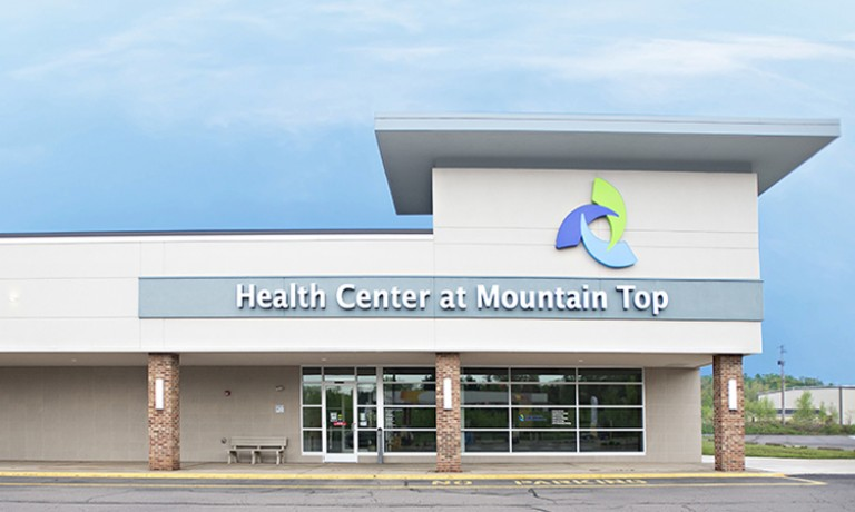 Health Center at Mountain Top