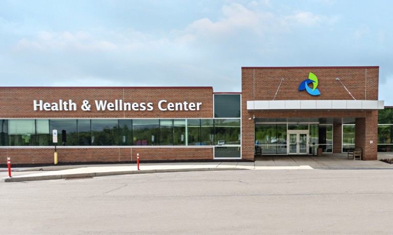 Health and Wellness Center at Hazleton