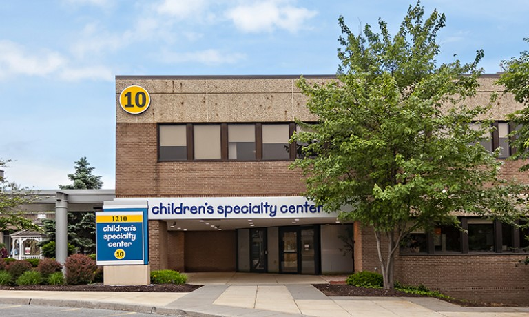 Children's Specialty Center, Lehigh Valley Reilly Children's Hospital