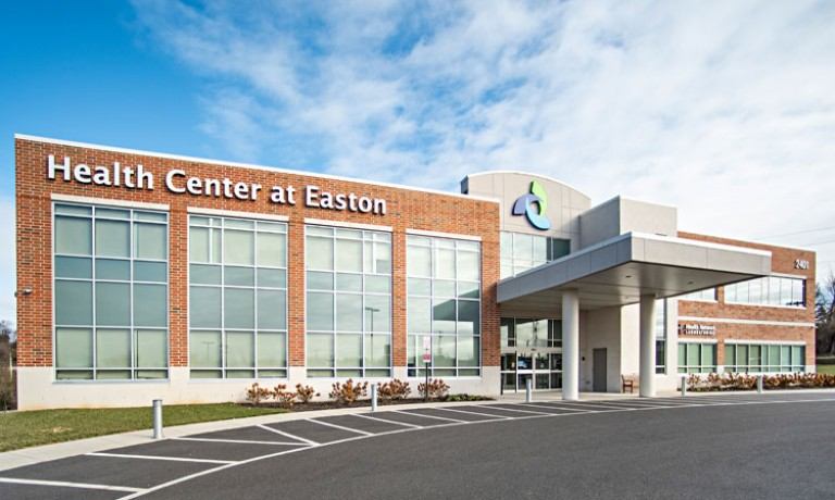 health center at easton