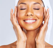 Facial esthetics and skin care