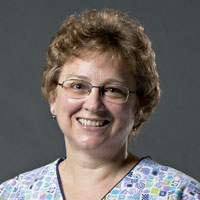 Cathy Ziegenfuss  Triage nurse, Riverside Family Practice, Laurys Station