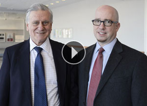 Valentin Fuster And Ronald Freudenberger