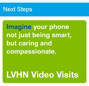 LVHN Video Visits