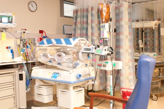 Our team of specialists cares for the most critically ill newborns and premature babies, as well as their families during this time.